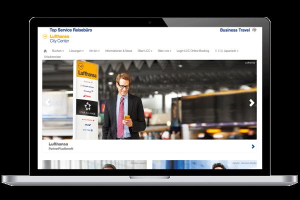 SEO / Suchmaschinenoptimierung für Reisebüros