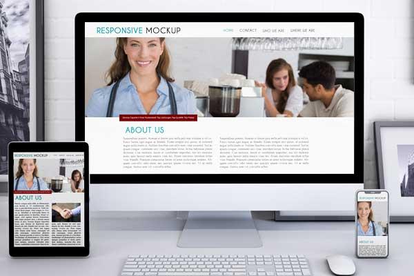 Webseite Restaurant | Webdesign, SEO / Google N1-Webseite für die Gastronomie