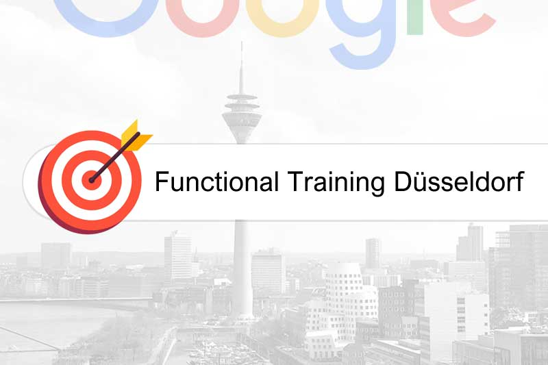 Functional Training Düsseldorf - Google-Rankings