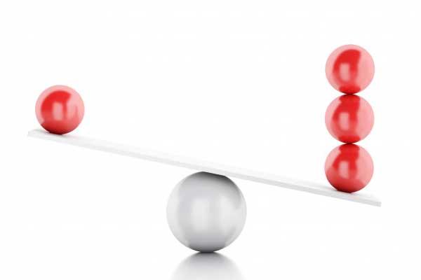 Suchvolumen-Verhältnis: Spezifisches Keyword vs. Main-Keyword