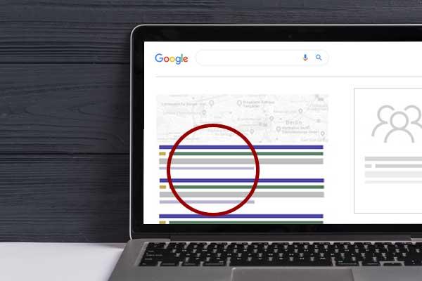 SEO Bonn - Google organische Rankings