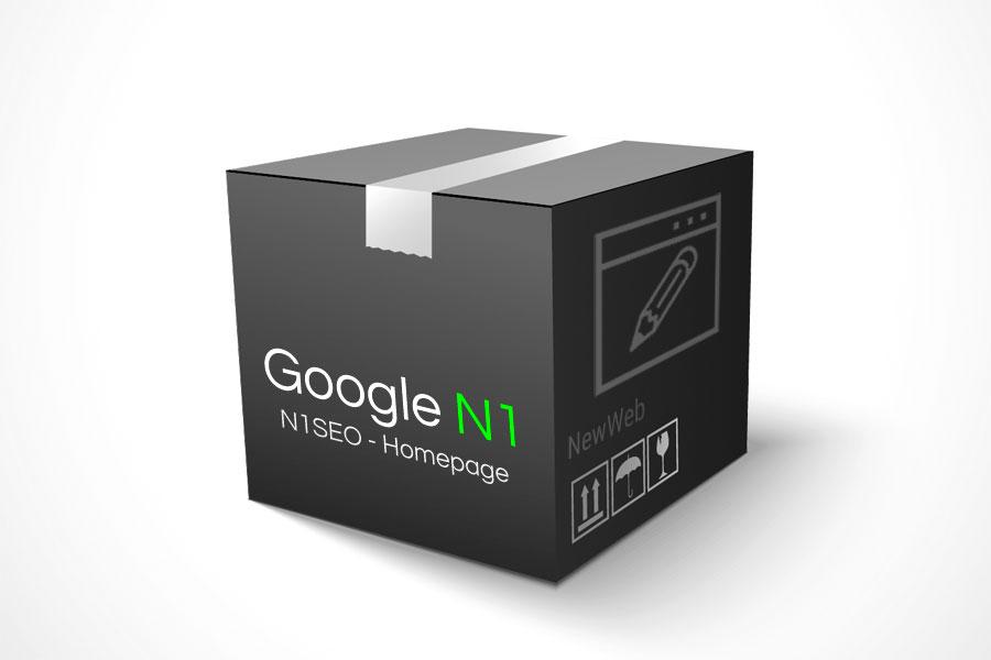 SEO-Kosten - SEO-Preise - Erstellung Webseite N1SEO - Homepage