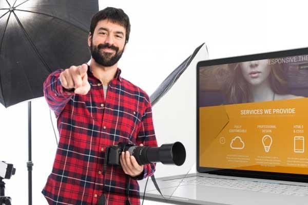 Website für Fotografen, Website Fotografie | N1 Webdesign & SEO für Fotografen